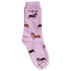 Welsh Corgi Sock - Equestrian Apparel Horse Socks.