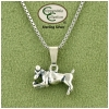 Jack Russell Necklace - Dog Jewelry
