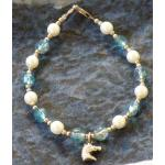 Horse Head Bead Bracelet Horse Jewelry