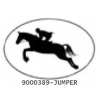 Jumper Horse Decal