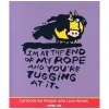 I'm At the End of My Rope and You're Tugging On It Book - By Jared Lee - Horse Gifts.