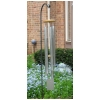 Dressage Horse Wind Chimes