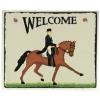 Dressage Lover Slate Sign