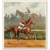 Phar Lap Custom Size Canvas