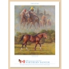 Northern Dancer Poster by Horse Racing Artist Fred Stone
