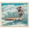Buddy the Surf Dog - Poster