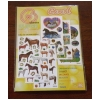 Horse Stickers Set