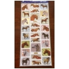 Foil Embossed Horse Stickers - A