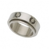 Horseshoe Spinner Ring