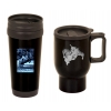 Stainless Steel Thermal Mug with Engraved Photo