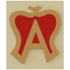 American Warmblood Breed Logo Magnet - Plastic