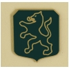Dutch Warmblood Breed Logo Magnet - Plastic