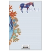 Blue Medicine Note Pad from The Trail of Painted Ponies.