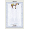 Horse Feathers Note Pad