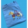Hey Pony T-Shirt - Blue - Youth