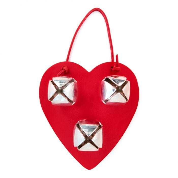 Heart Bell Door Hanger