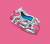 Horse Mood Ring - Adjustable