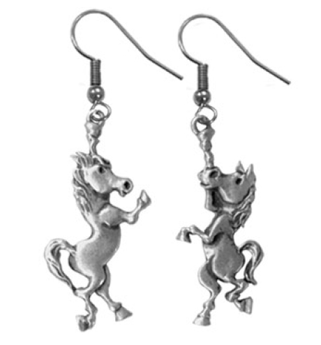 Dancing Horse Earrings